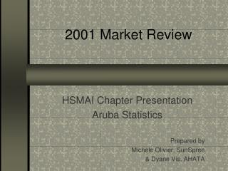 2001 Market Review