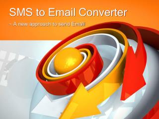 SMS to Email Converter