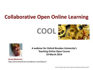 Collaborative Open Online Learning COOL