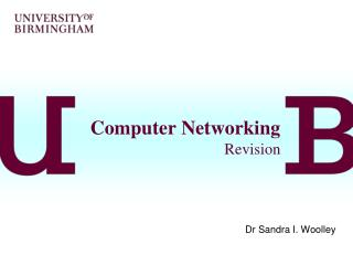 Computer Networking Revision