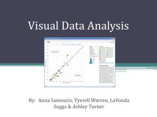 Visual Data Analysis