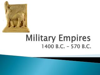 Military Empires