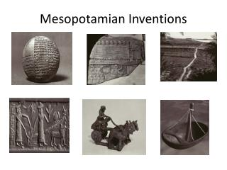 Mesopotamian Inventions