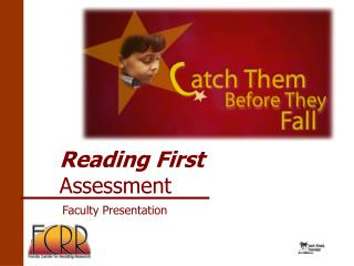 Reading First Assessment