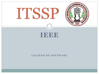 ITSSP