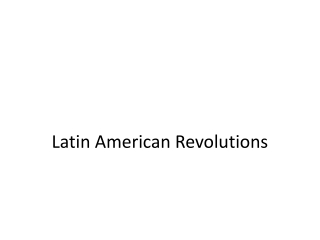 Spanish America