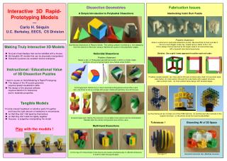 Dissection Geometries