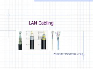 LAN Cabling