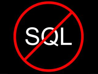 No SQL is not  about  SQL