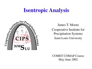 Isentropic Analysis