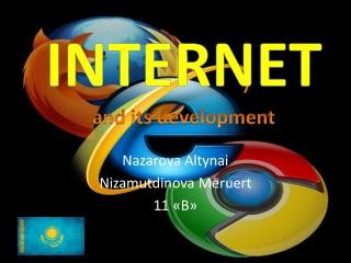 INTERNET and its development
