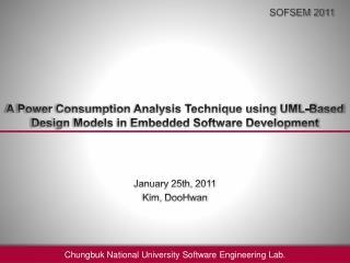 January 25th,  2011 Kim,  DooHwan