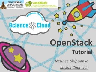 OpenStack T utorial