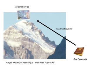 Parque Provincial Aconcagua - Mendoza, Argentina
