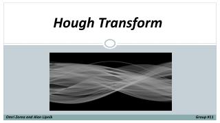 Hough Transform