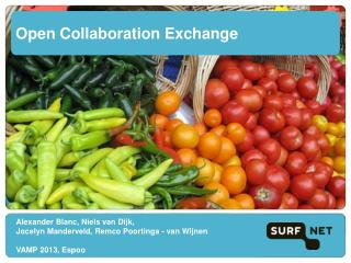Open Collaboration Exchange