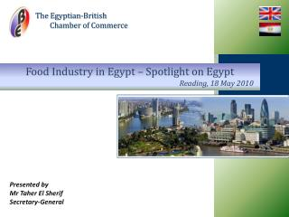 Food Industry in Egypt