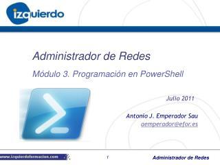 Antonio J. Emperador  Sau aemperador@efor.es