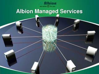 Albion Managed Services