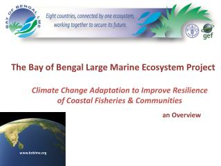 The  Bay of Bengal Large Marine Ecosystem Project an Overview