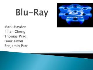Blu -Ray