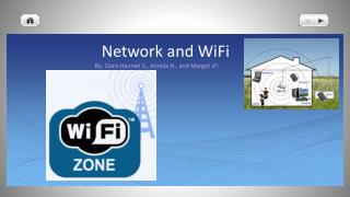 Network and  WiFi