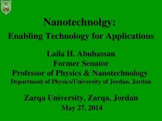 I-Nanotechnology