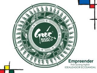 Tornar o BRASIL refer ncia mundial em ECO SANDALS
