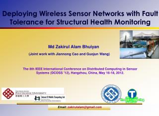 Deploying Wireless Sensor Networks with Fault Tolerance for Structural Health Monitoring