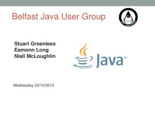 Belfast Java User Group