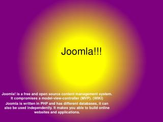 Joomla!!!