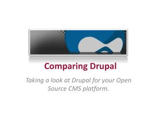 Taking a look at Drupal  for your Open Source CMS platform.