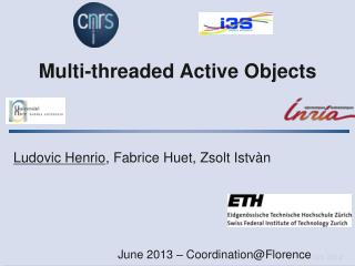 Multi-threaded Active Objects