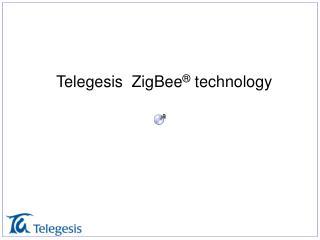 Telegesis  ZigBee  technology