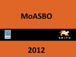 MoASBO 2012