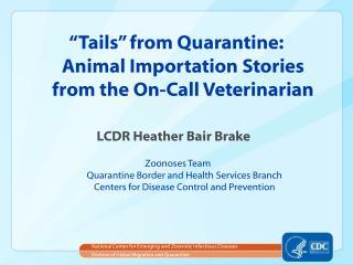 LCDR Heather Bair Brake