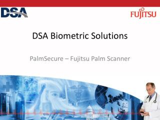 DSA Biometric Solutions