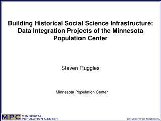 Steven Ruggles