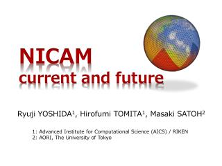 NICAM current  and  future