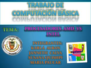 TRABAJO DE COMPUTACIÓN BÁSICA