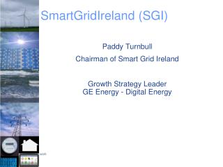 SmartGridIreland  (SGI)