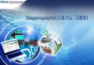 Steganography ( 스테가노 그래피 )