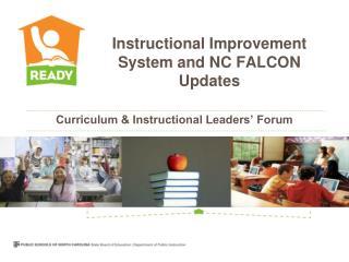 Curriculum & Instructional Leaders' Forum