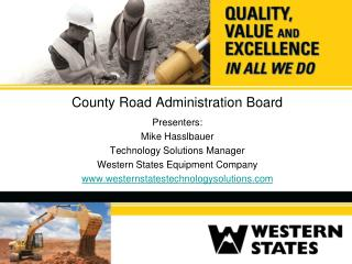 County Road Administration Board