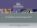 PA Enrollment Assistance Program EAP