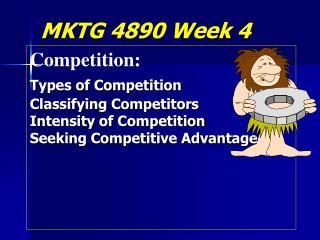 MKTG 4890 Week 4
