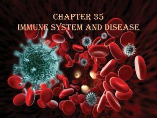 Chapter 35  Immune System and Disease