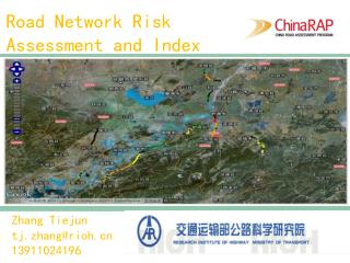 Road Network Risk Assessment and Index