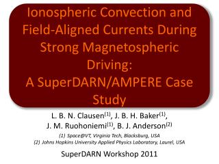 Ionospheric Convection and Field-Aligned Currents During Strong Magnetospheric Driving: