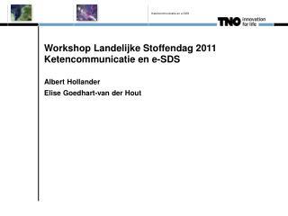 Inhoud workshop